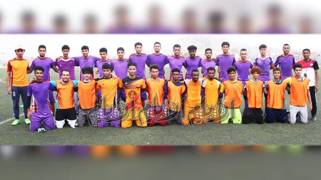 «الأيام» ترصد استعدادات فريق نادي الشعلة للبطولة التنشيطية
