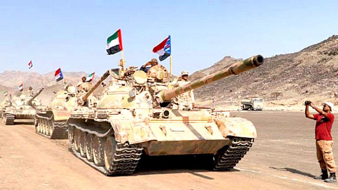 الإمارات: سندعم القوات المحلية التي حررت عدن وسواحل البحر الأحمر