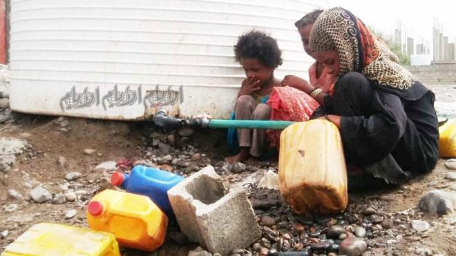 تشهد بعض مناطقها أزمة حادة في المياه وأخرى انقطاعا تاما