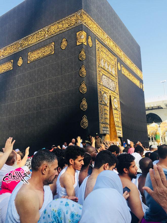 الكعبة الشريفة - مكة المكرمة