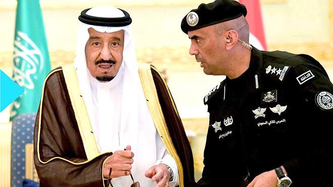صحيفة الأيام مقتل الحارس الشخصي للملك سلمان اللواء عبدالعزيز الفغم