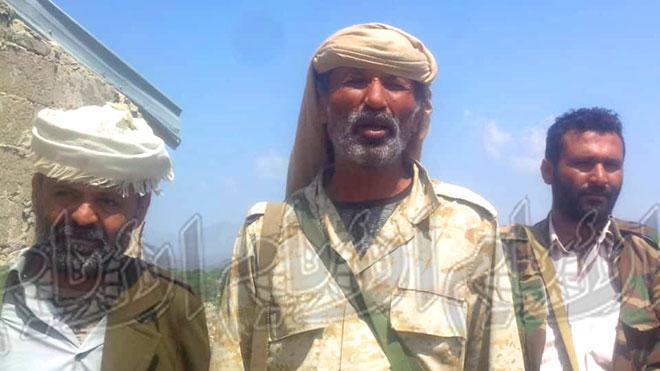 قائد اللواء 30 مدرع: تراجع العدو تاركا قتلاه في التلال والهضاب