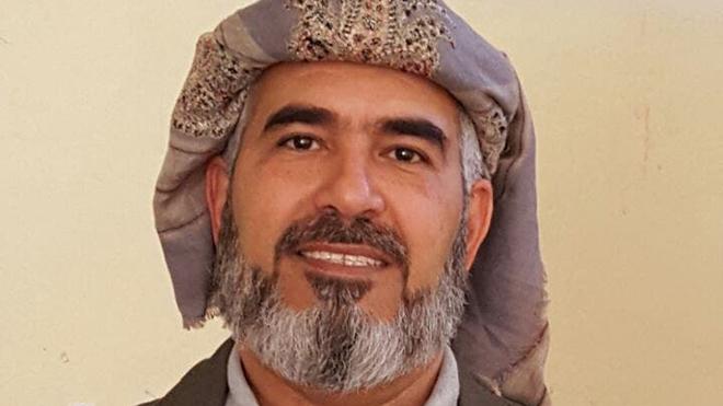 الناشط البهائي اليمني، حامد بن حيدرة