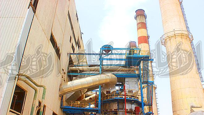محطة الحسوة الكهروحرارية عدن