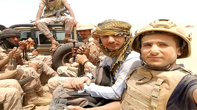 قصف مدفعي على موقع للشرعية في شقرة