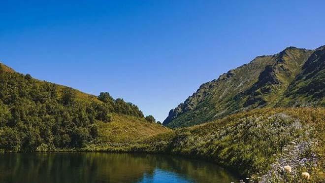 بحيرة مالويه قبل اختفائها
