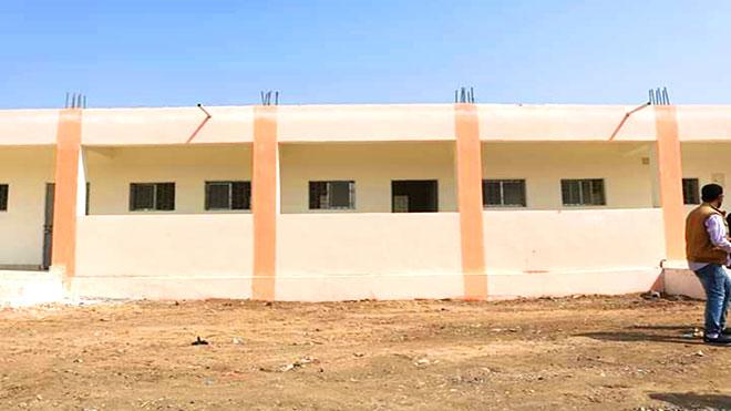 """""""كير"""" تدعم مديرية الشيخ عثمان ببناء 7 فصول دراسية"""