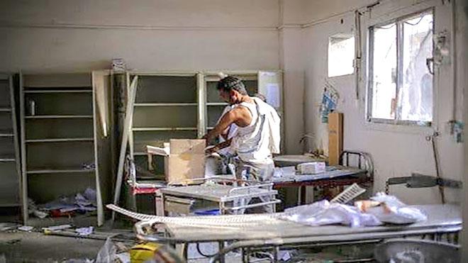 منظمة دولية: غارة جوية على الأنظمة الطبية والمائية باليمن كل 10 أيام