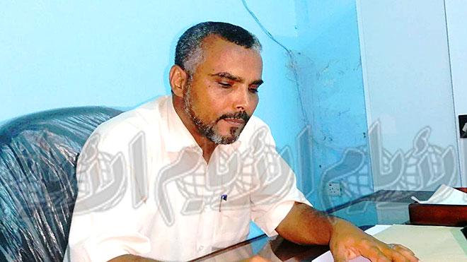مدير عام هيئة مستشفى الرازي د.حسين عبدالباري