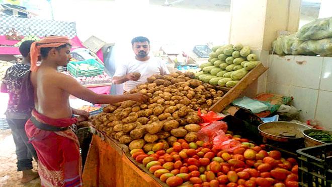 أسعار الخضروات والفواكه تفاقم معاناة المواطنين في زنجبار