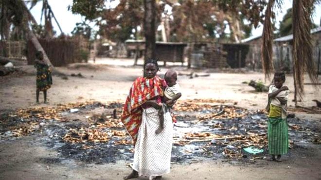 الآلاف فروا من منازلهم في موزامبيق في السنوات الأخيرة