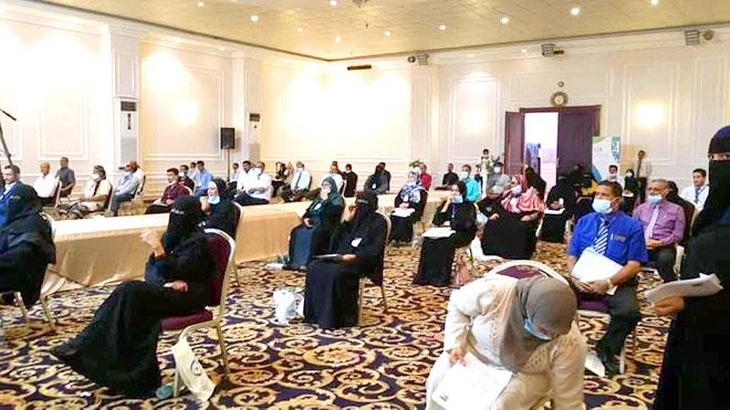 عدن.. اختتام سلسلة ندوات لأوضاع السجون في اليمن