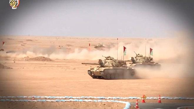 """الجيش المصري يبدأ مراحل جديدة من مناورة """"ردع-2020"""""""