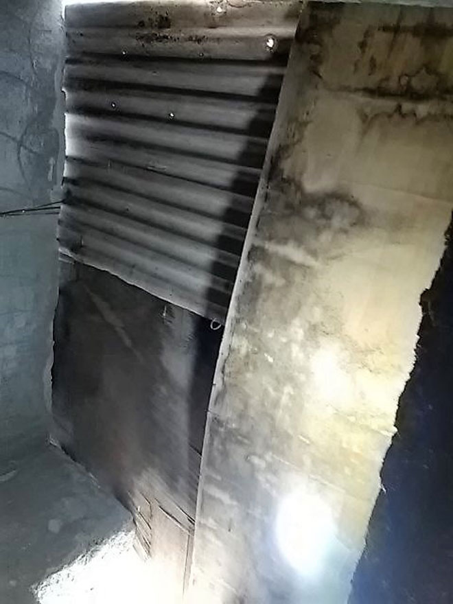 سقف الحمام