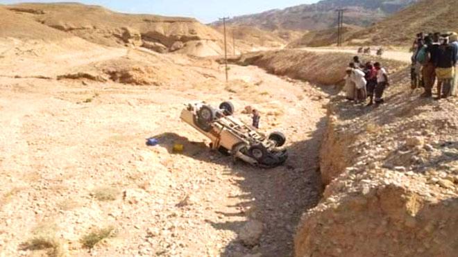 اللواء باراس يناشد محافظ حضرموت مساعدة ضحايا حادثة حجر