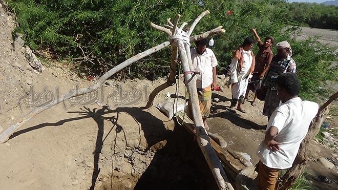 مشروع بئر القرية