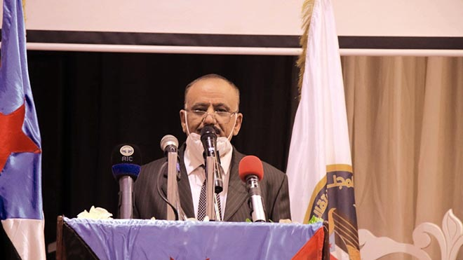 حميد: نظام صنعاء تحالف مع القبائل ودمَّر 150 مصنعًا ومؤسسة جنوبية