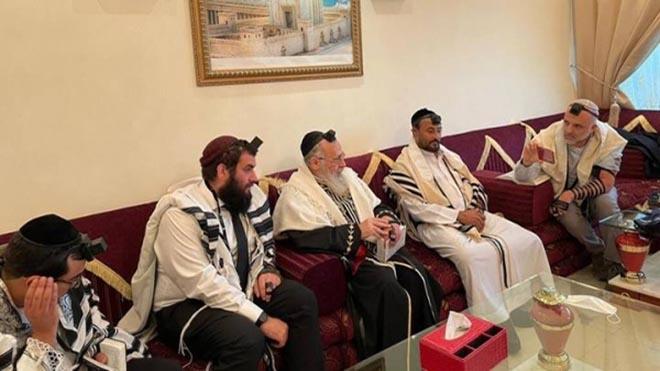 13 يهوديًا وصلوا القاهرة بانتظار ترحيلهم إلى إسرائيل