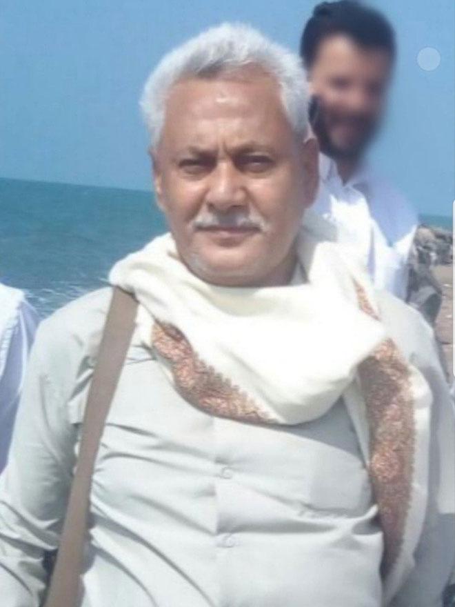 القيادي الحوثي حسين زيد